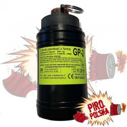 GP-2 Granat z farbą