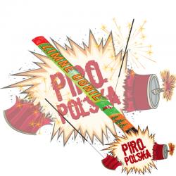 PXG110 Zimne Ognie 70 cm. 6...