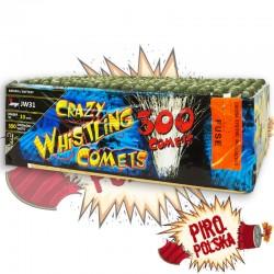 JW31 Crazy Whistling Comets