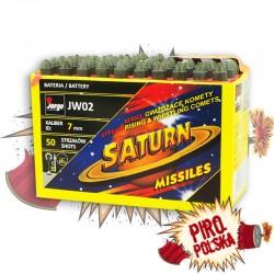 JW02 Saturn Missiles