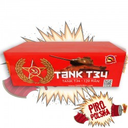 CLE4020 Tank T34