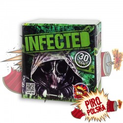 CLE4080 Infected
