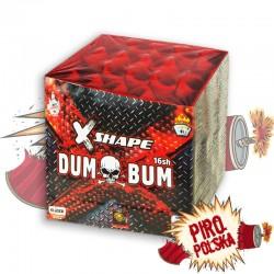 CX1620D DumBum X-Shape