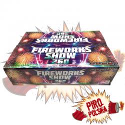 C26020F/C Fireworks Show
