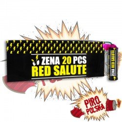 8231 Zena Red Salute