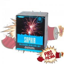AC25-10-8 Saphir